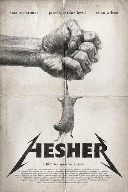 30 лучших постеров к фильмам 2011 года по версии сайта Flavorwire. Изображение № 4.