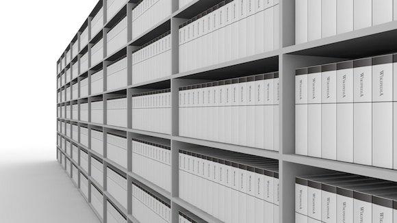 Немецкая компания собирает средства для печати бумажной Википедии объёмом 1 млн страниц. Изображение № 4.