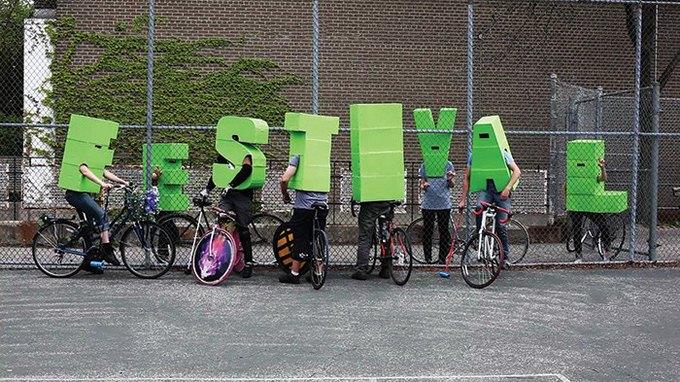 В Москве пройдёт Bicycle Film Festival. Изображение № 1.