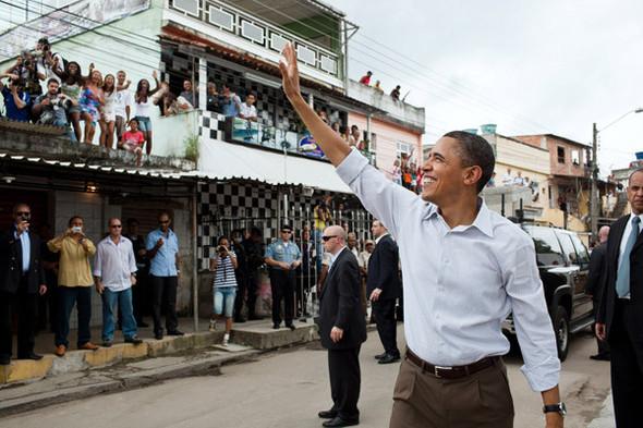 Наглядный пример: Барак Обама. Изображение № 41.