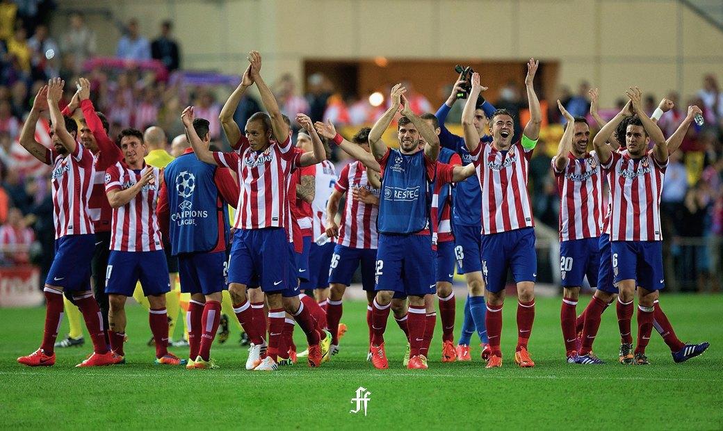 Почему «Атлетико» — взрослая команда, которую все должны бояться. Изображение № 3.