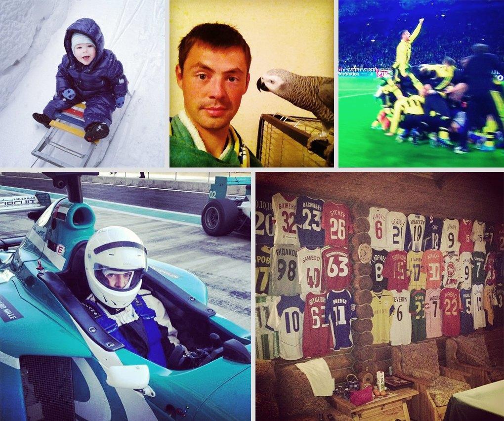 Что публикуют в своих Instagram российские футболисты. Изображение № 6.