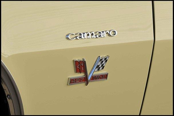Редкий маслкар Chevrolet Yenko Super Camaro уйдет с молотка. Изображение № 10.