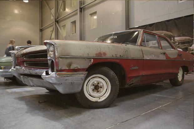 Машина времени: 8 лучших ретроавтомобилей с выставки «Олдтаймер». Изображение № 58.