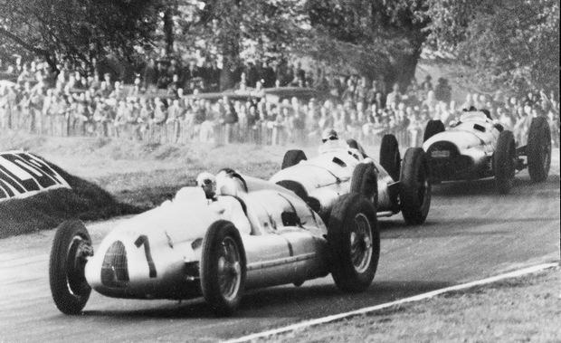 Уникальный болид Audi Auto Union 1939 года вернулся в Германию. Изображение № 7.