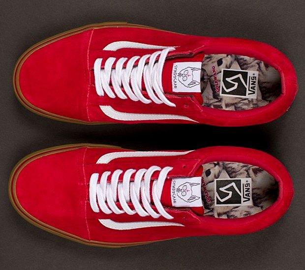 Марка Vans и хип-хоп-группировка Odd Future выпустили совместную коллекцию обуви. Изображение № 5.