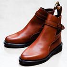 Монк Ами: Мужские туфли на застежке. Изображение №11.