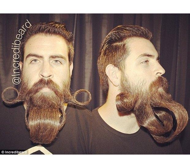Американец с бородой невероятной формы покоряет блогосферу. Изображение № 11.