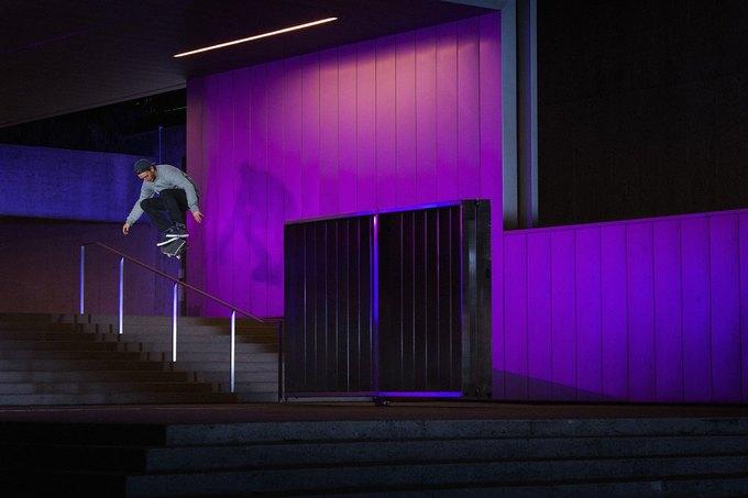 Марка Levi's опубликовала лукбук новой коллекции для скейтеров. Изображение № 2.