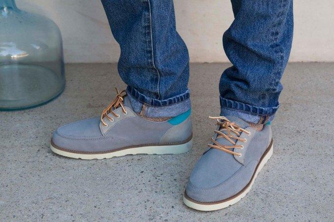 Марка Clae выпустила весеннюю коллекцию обуви. Изображение № 6.