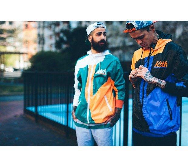 Дизайнер Ронни Фиг и интернет-магазин Kith представили совместную коллекцию одежды. Изображение № 20.