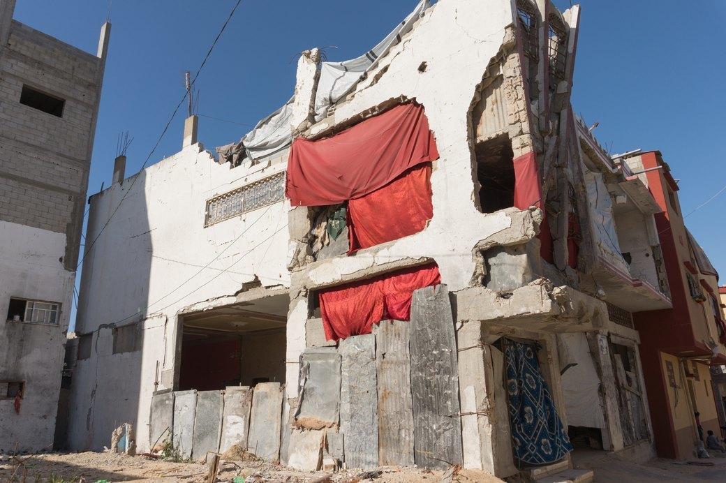 «Самая большая тюрьма в мире»: Путешествие в сектор Газа . Изображение № 23.