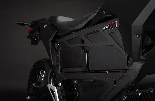 Компания Zero Motorcycles анонсировала новый электромотоцикл. Изображение № 5.