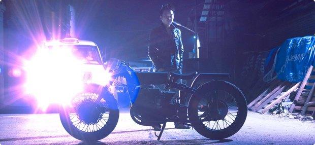 Мотомастерская Bandit9  собрала новый кастомный мотоцикл Nero MKII. Изображение № 8.