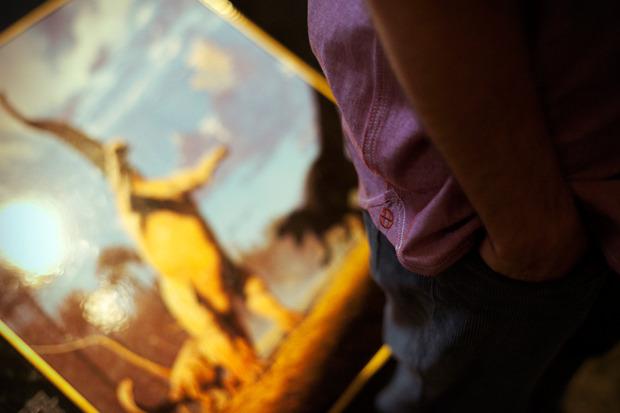 Марка Huf сняла второй осенний лукбук в Американском музее естественной истории. Изображение № 9.
