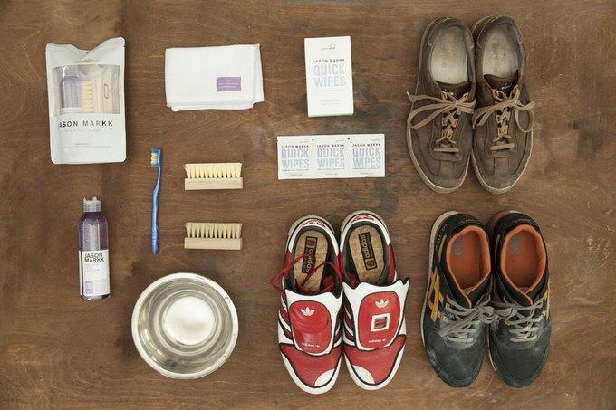 Совет: Как чистить кроссовки. Изображение № 2.