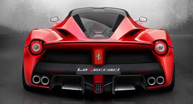 Победителю сезона «Формулы-1» пообещали уникальную гибридную модель LaFerrari. Изображение № 5.