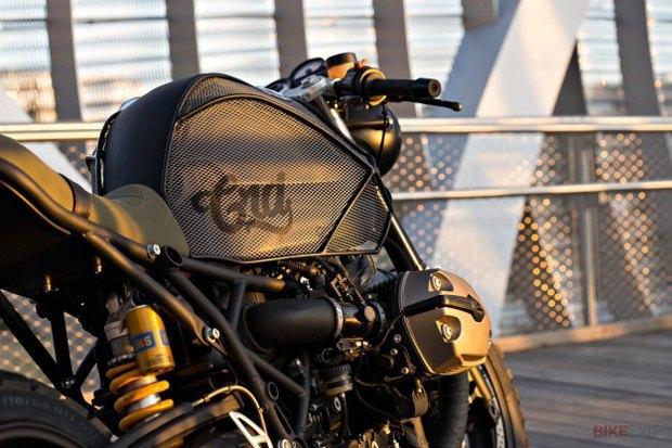 Мастерская Café Racer Dreams собрала новый мотоцикл на базе BMW. Изображение № 2.