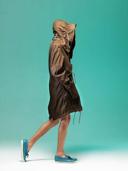 Марка Grunge John Orchestra. Explosion опубликовала лукбук новой коллекции одежды . Изображение № 9.