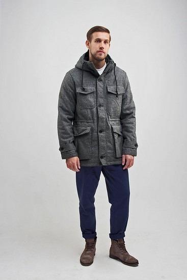 Петербургская марка Devo опубликовала лукбук зимней коллекции одежды. Изображение № 3.