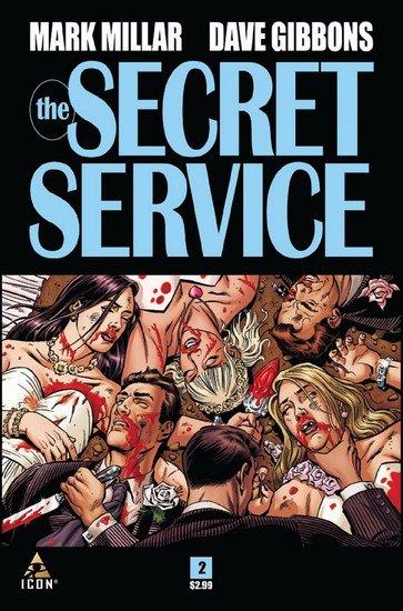 Режиссер «Пипца» экранизирует еще один комикс Марка Миллара «Тайная служба». Изображение № 2.
