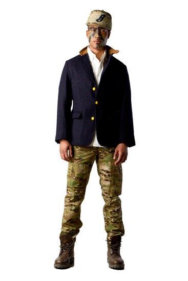 Марка Billionaire Boys Club опубликовала лукбук осенней коллекции одежды своей линейки Bee Line. Изображение № 5.