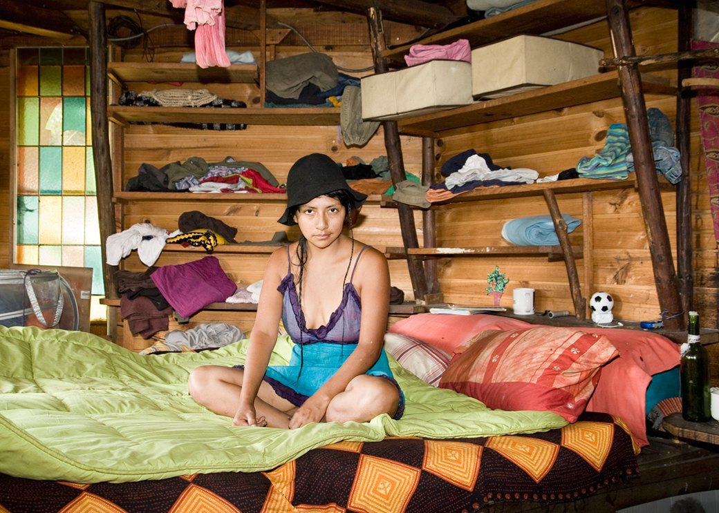 Фото: Жители экопоселения, сбежавшие от цивилизации в горы Испании. Изображение № 10.