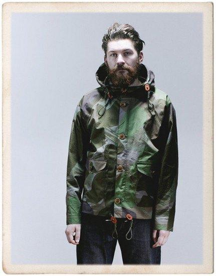 Марка Nigel Cabourn опубликовала лукбук весенней коллекции одежды. Изображение № 5.