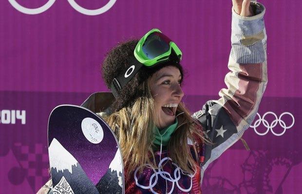 Американская сноубордистка призналась в использовании сервиса знакомств Tinder в Олимпийской деревне. Изображение № 1.