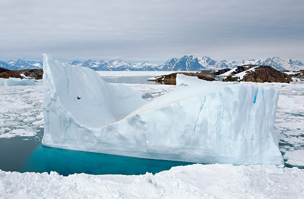 Фотопроект: 10 лет катания по самым экстремальным горам планеты . Изображение № 16.