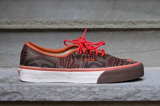 Марки Bodega и Vans Vault выпустили совместную коллекцию обуви. Изображение № 4.