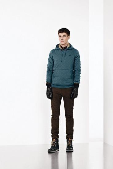Марка Lacoste представила осеннюю коллекцию одежды. Изображение № 18.