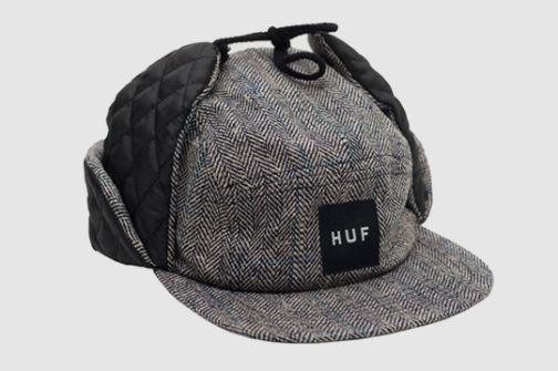 Новая коллекция кепок марки Huf. Изображение № 5.