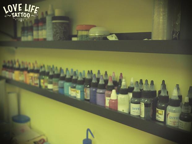 Репортаж из нового помещения Love Life Tattoo. Изображение № 4.