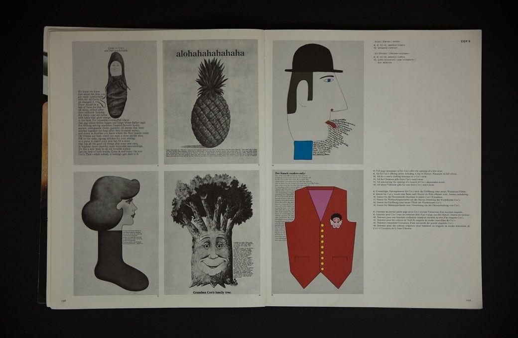 Библиотека мастерской: Журнал о графическом дизайне Graphis  . Изображение № 2.