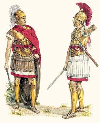 «Внезапное пугает врага»: Выдержки из правил ведения боя римскими легионерами. Изображение № 2.