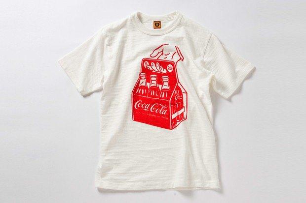 Японские марки Human Made, Beams и компания Coca-Cola представили совместную коллекцию одежды. Изображение № 8.