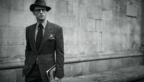 Изображение 10. Men's Digest: платки от Канье Уэста, флорентийская мода и фильм о гонщике-рекордсмене.. Изображение № 10.