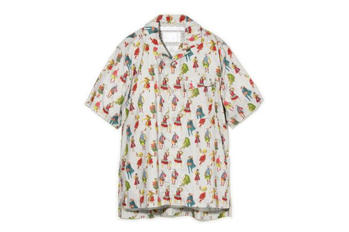 Японская марка White Mountaineering представила весеннюю коллекцию одежды. Изображение № 11.