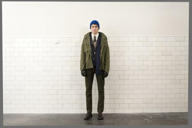 Марка Gant Rugger опубликовала второй лукбук осенней коллекции одежды. Изображение № 3.