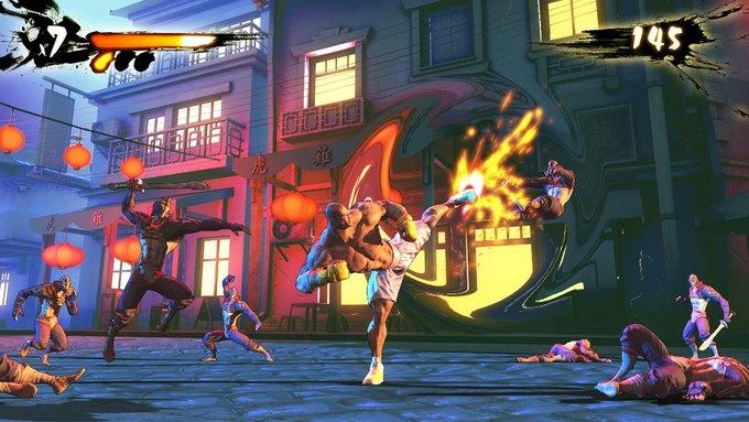 Шакил О'Нил организовал кампанию по сбору средств для выпуска продолжения видеоигры Shaq Fu. Изображение № 1.