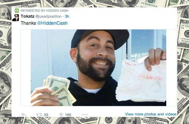 Миллионер в Сан-Франциско устроил конкурс по поиску денег. Изображение № 1.