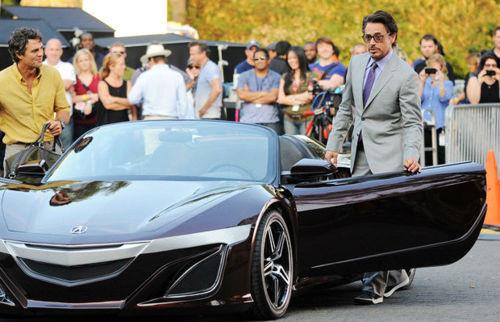 Автомобиль Тони Старка из фильма «Мстители» появится в продаже. Изображение № 1.