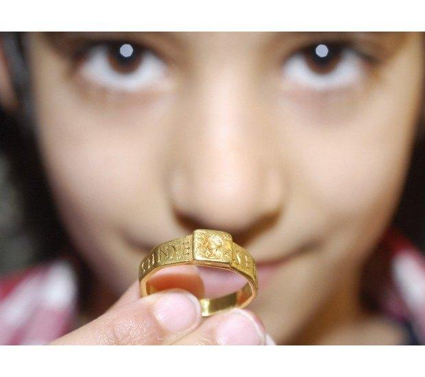 Кольцо Всевластия Толкиена впервые покажут публике. Изображение № 3.