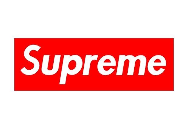 Марка Supreme только в этом году зарегистрировала свой логотип. Изображение № 1.