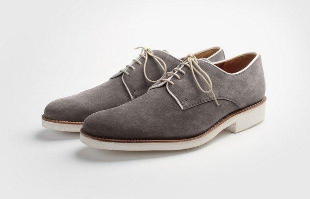 Марка Grenson выпустила весеннюю коллекцию обуви. Изображение № 1.