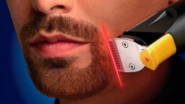 Компания Philips выпустила лазерный триммер для бороды. Изображение № 2.
