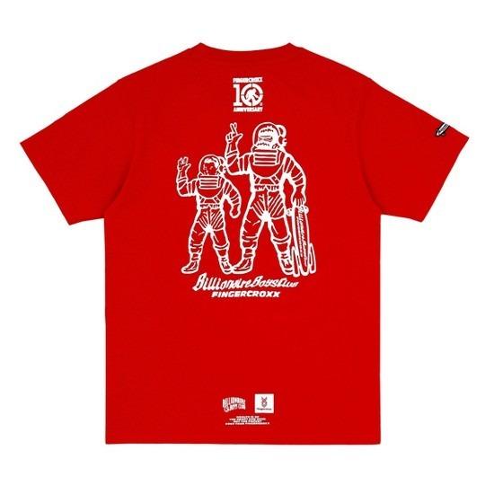 Billionaire Boys Club выпустили совместную коллекцию одежды с китайской маркой Fingercroxx. Изображение № 14.