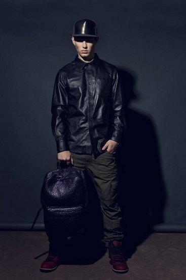Рэпер Nas и сайт Grungy Gentleman запустили совместную линейку одежды. Изображение № 5.
