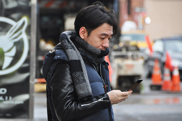 Фотография: Tommy Ton для gq.com. Изображение № 46.